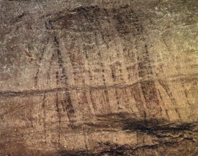 Как древние люди создавали наскальные мультфильмы